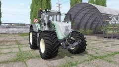 Fendt 826 Vario v1.0.0.2 para Farming Simulator 2017