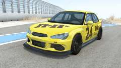 Hirochi Sunburst Racing para BeamNG Drive