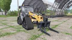 JCB TM320S forestry