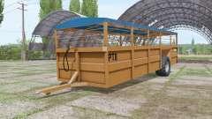 Richard Western CT8 v1.0.1 para Farming Simulator 2017