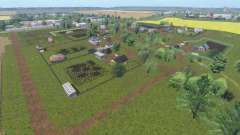 Baldachino v3.1 para Farming Simulator 2017