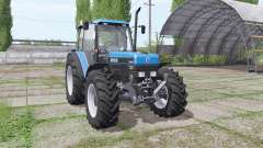 New Holland 8340 para Farming Simulator 2017