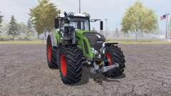 Fendt 936 Vario SCR v2.0 para Farming Simulator 2013