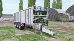 Fliegl ASW 391 v3.0 para Farming Simulator 2017