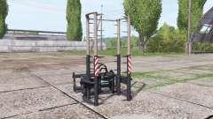 CSZ Z.240.002 v10.0.1.2 para Farming Simulator 2017
