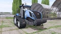 New Holland T7.315 TerraTrac v1.2