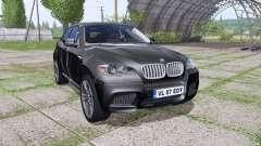 BMW X6 M (E71) Black Spike para Farming Simulator 2017