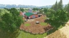 Aldeia polonesa v3.0 para Farming Simulator 2017