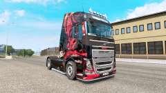 MSI Jogos pele para o camião Volvo FH série
