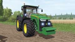 John Deere 8245R v3.0 para Farming Simulator 2017