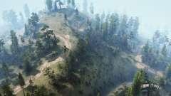 Trilhos de montanha