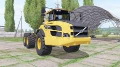 Volvo A40G truck tractor para Farming Simulator 2017