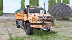 Mercedes-Benz Zetros 1833 A 2008 para Farming Simulator 2017