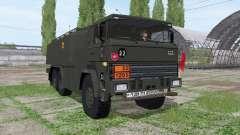 Magirus-Deutz 320 D 26 estrada de caminhões-tanq