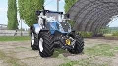 New Holland T6.160 v1.1 para Farming Simulator 2017