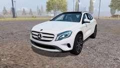 Mercedes-Benz GLA 220 CDI (X156) v1.1