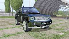 Land Rover Range Rover Supercharged (L322) 2009