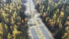 A construção da estrada de v3.1