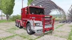 Scania T112HW 8x8 para Farming Simulator 2017