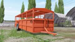 Richard Western CT8 v1.0.2 para Farming Simulator 2017