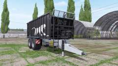 Fliegl ASW 271 Black Panther v1.0.0.1 para Farming Simulator 2017