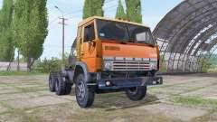 KamAZ 5410 v1.Três