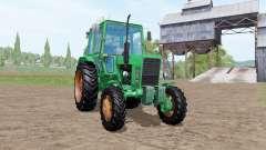 MTZ 82 Bielorrússia v2.0 para Farming Simulator 2017