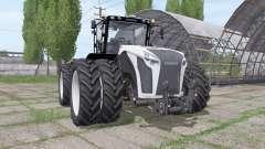 CLAAS Xerion 5000 Trac VC v6.1 para Farming Simulator 2017