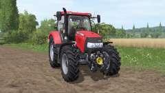 Case IH Maxxum 110 CVX v1.2 para Farming Simulator 2017