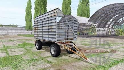 Fortschritt HW 80 SHA para Farming Simulator 2017