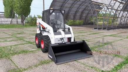 Bobcat 863 Turbo para Farming Simulator 2017