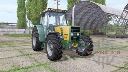 Buhrer 6135A v1.0.0.3 para Farming Simulator 2017