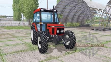 Zetor 7340 para Farming Simulator 2017
