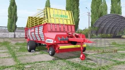 POTTINGER EUROBOSS 330 T v1.1 para Farming Simulator 2017