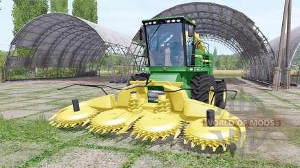 John Deere 7400 para Farming Simulator 2017