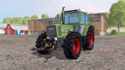 Fendt Farmer 310 LSA Turbomatik para Farming Simulator 2015