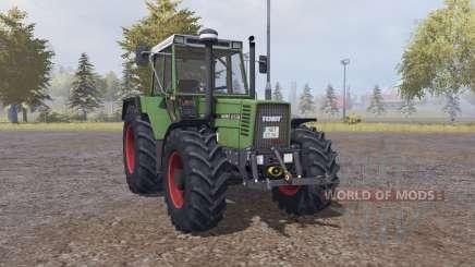 Fendt Favorit 615 LSA Turbomatic v3.0 para Farming Simulator 2013