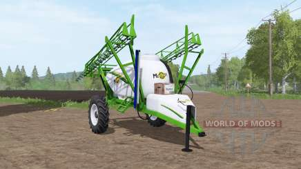 Metalfor Futur 2000 para Farming Simulator 2017