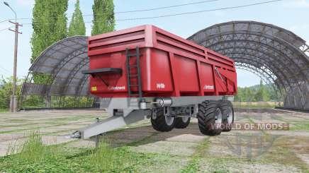 Brimont BB 18B v1.1 para Farming Simulator 2017