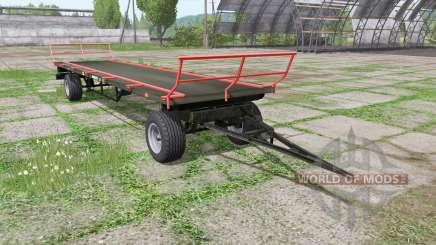 URSUS T-665 para Farming Simulator 2017
