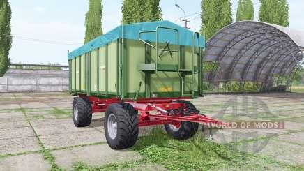 Welger DK 280 R v2.0 para Farming Simulator 2017