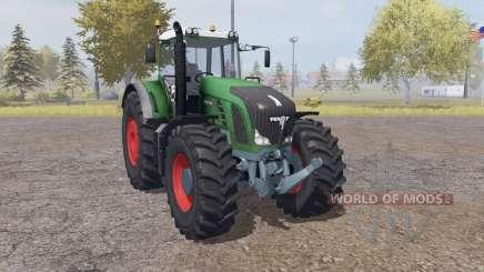 Fendt 936 Vario v5.8 para Farming Simulator 2013