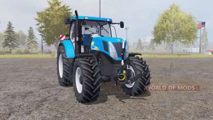 New Holland T7040 para Farming Simulator 2013