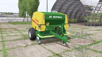 SIPMA PS 1221 Farma Plus para Farming Simulator 2017