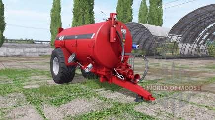 Hi Spec 2300 SA-R para Farming Simulator 2017