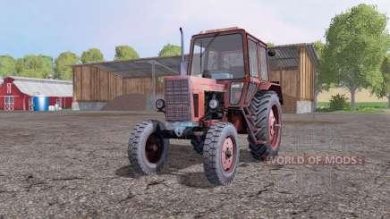 MTZ 80 Bielorrússia para Farming Simulator 2015
