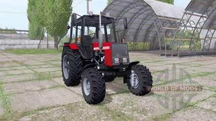 MTZ Bielorrússia 820 v1.1 para Farming Simulator 2017
