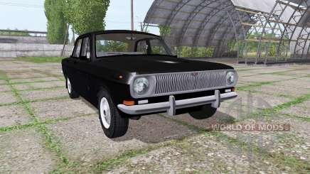 GAZ 24 Volga para Farming Simulator 2017