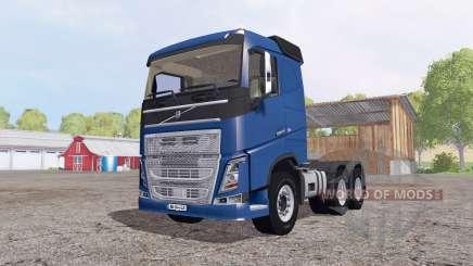Volvo FH 540 2012 para Farming Simulator 2015