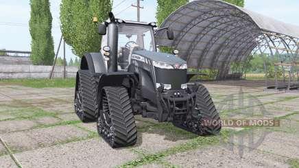 Massey Ferguson 8727 QuadTrac para Farming Simulator 2017